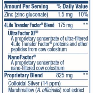 Transfer Factor®  Immune Spray – Mint