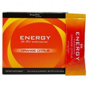 Energy Go Stix® Orange Citrus
