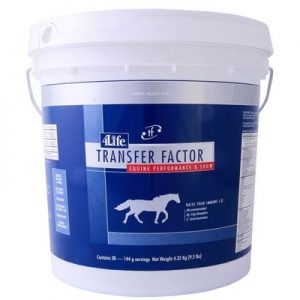 4Life Transfer Factor® Equine Performance & Show