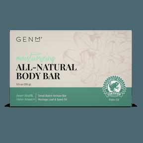 Moisturizing All-Natural Body Bar