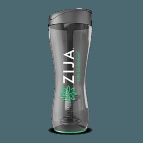 Zija Classic Shaker Bottle (Gray)