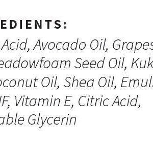 Skin Cream with Fulvic Acid