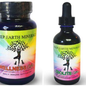 Immortalium Pack – Wellness & Zeolite Extra