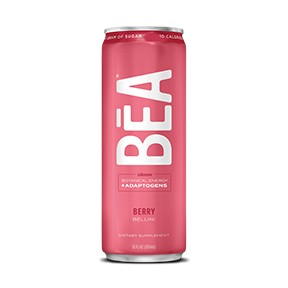 BEA™ Sparkling Energy Drink – Berry Bellini