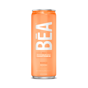 BEA™ Sparkling Energy Drink – Mango Mimosa