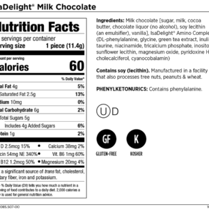 IsaDelight® Super-Chocolate Milk