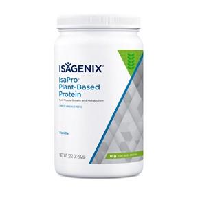 IsaPro® Plant-Based Protein Vanilla