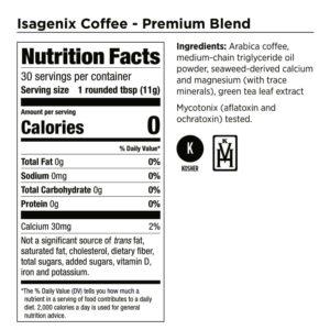 Premium Roast Coffee
